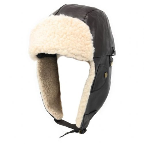 Biggles Aviator Trapper Hat